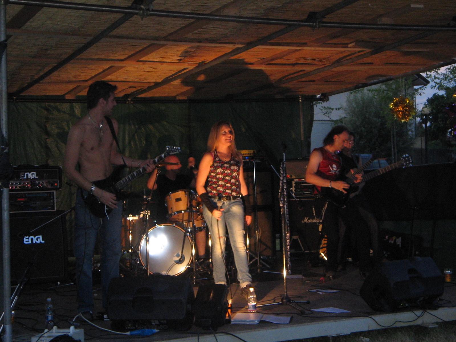 Area giovani2- Musica di sera